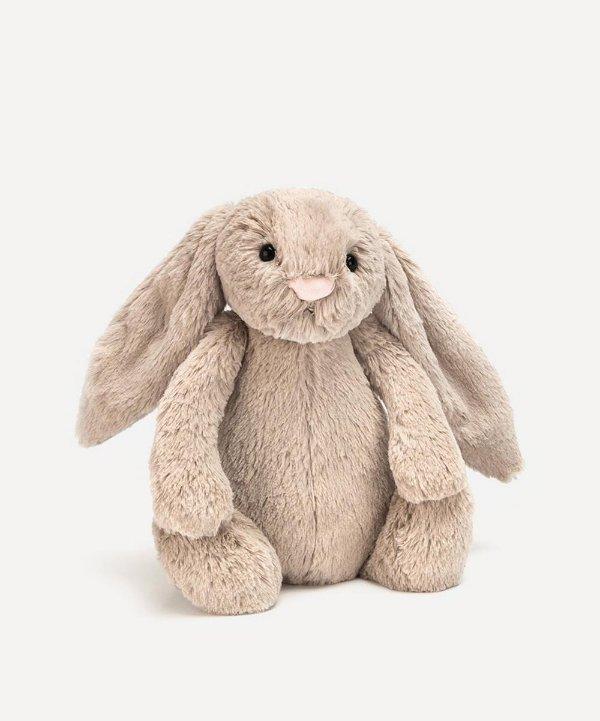 毛绒玩具 棕色兔子