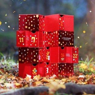 $64收价值$105礼盒 +10件好礼L'Occitane 节日限量套装热卖 送礼不用愁