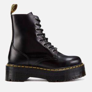 Dr. Martens厚底马丁靴