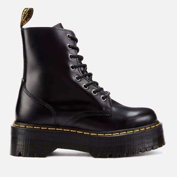 黄线8孔马丁靴