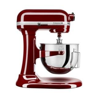 $169.99史低价:KitchenAid Pro 专业5夸脱厨师机 红色