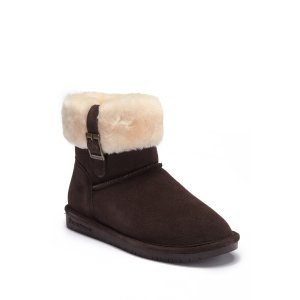 BearPaw毛毛雪地靴