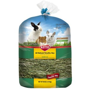 Kaytee All Natural Timothy Wafer-Cut Hay for Rabbits & Small Animals | Petco