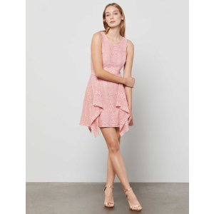 BCBGMAXAZRIAEve Crewneck Mini Dress