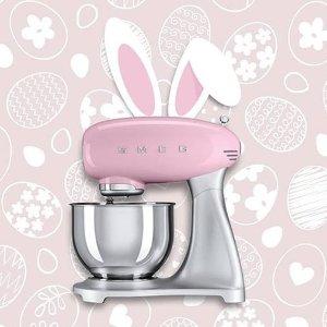 粉色少女心系列第二弹:提升厨房幸福指数 厨房小家电