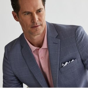 Up to extra 35% OffHaggar Sitewide Suit Sale