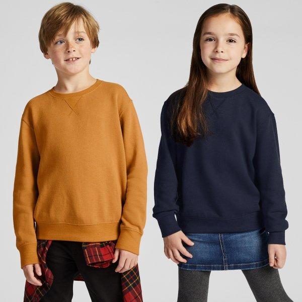 儿童卫衣,多色选