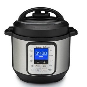 Coming Soon: Instant Pot 6-qt. 7-in-1 Duo Nova multi-use pressure cooker