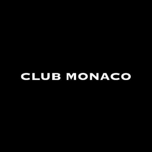 低至4折+折上7折  $41收羊毛毛衣Club Monaco 季中美衣折上折 极简知性搭配一键开启