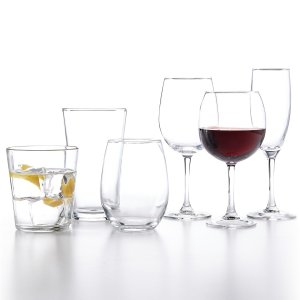 $9.99Martha Stewart Essentials Glassware Collection @ Macy's