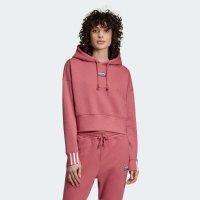 Adidas Cropped 短款卫衣