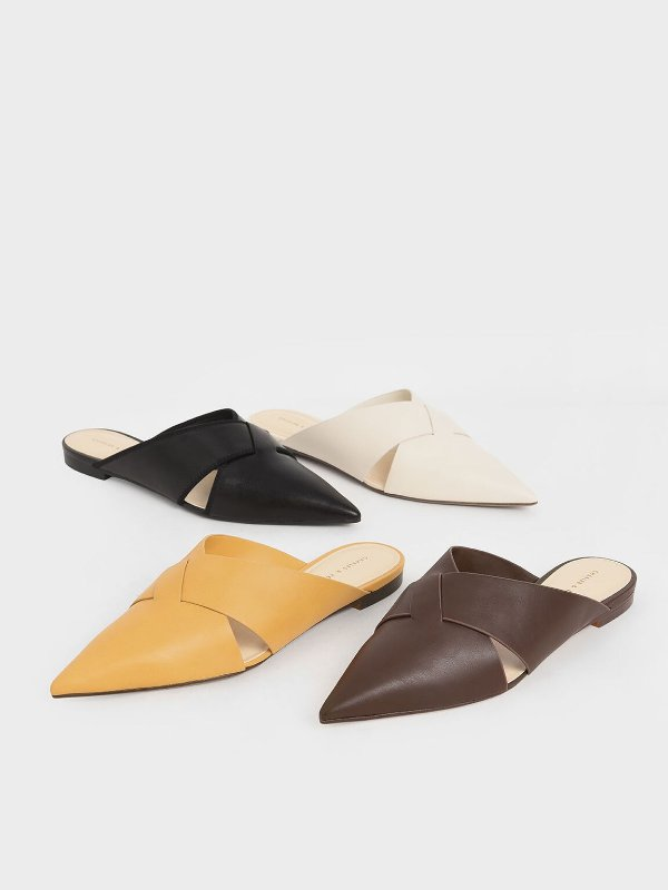 Mustard 穆勒鞋