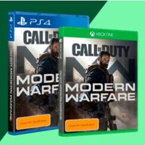 $49(原价$100)整点抢新版预售:使命召唤现代战争 PS4、Xbox one版可选