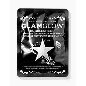 Glamglow补氧深层清洁泡泡面膜