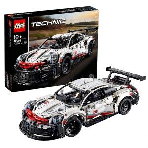$182 (原价$228)+包邮LEGO乐高 科技系列 42096 保时捷911 RSR