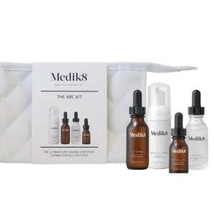 4件仅$199(价值$248)Medik8 护肤公式ABC 前沿抗老搭配 猛药与修复双管齐下