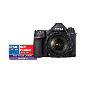 $3,131(原价$4,699)Nikon D780 + 24-120mm 单反轻旗舰套装