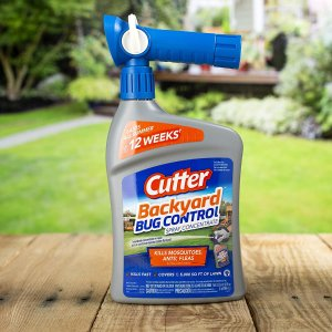 Spectrum Cutter Backyard Bug Control 32 oz