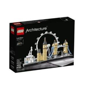 LEGO Architecture系列 伦敦