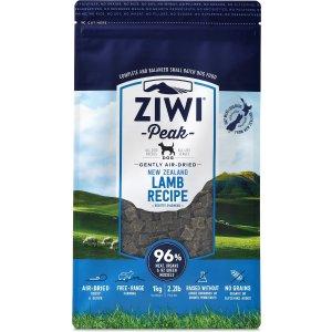 ZiwiPeakZiwi Peak Air-Dried Lamb Dog Food, 2.2-lb bag - Chewy.com