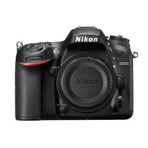 $549 (原价$1099.95)Nikon D7200 APS-C 单反 机身 官翻
