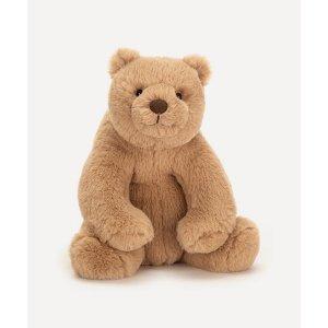 Jellycat猛熊出没!拼手速!网红肌肉猛熊