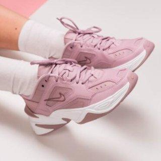 低至7折+额外8折Nike M2K 男女款老爹潮鞋热卖 灰色史低$55.98