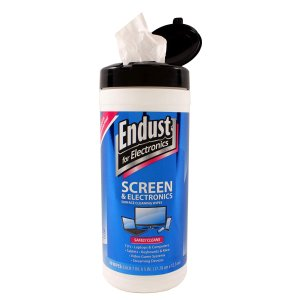 Endust for Electronics, 70 Count