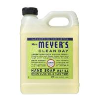 Mrs. Meyer's Meyer's 梅耶太太天然洗手液 33 oz 大瓶补充装