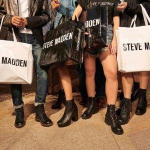 低至4折+折上9折 53.91欧收马丁靴