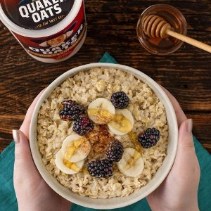 Save up to 35%Select Quaker Oatmeal @ Amazon.com