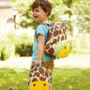 $19.97(原价$29.99)Skip Hop 可爱长颈鹿儿童双肩包