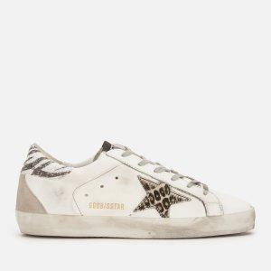 Golden Goose Deluxe Brand斑马尾小脏鞋
