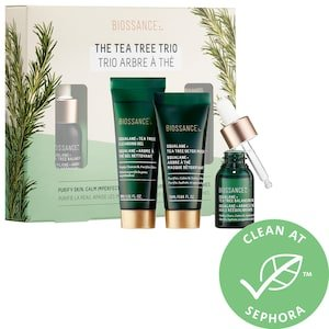 The Tea Tree Trio - Biossance | Sephora