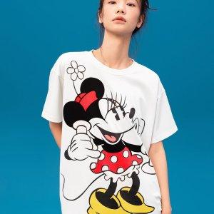 低至$49+免邮 收封面T恤Levi's官网 x Disney Mickey联名惊喜折扣