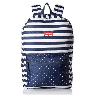 As Low As $13.93Levi's Kids' Classic Logo Backpack @ Amazon