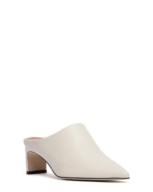 WEST - POINTED HEEL MULES | PUMPS