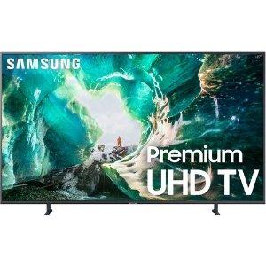 Samsung 82吋 4K HDR 智能电视 RU8000 系列