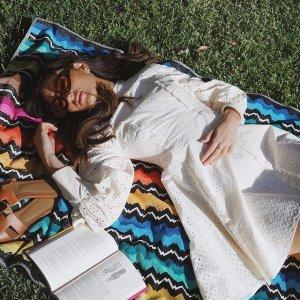 低至4折 封面刺绣小白裙$213Alice McCall 澳洲仙女牌专场 美到闪闪发光