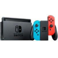 Nintendo Switch 32GB 旧款红蓝版 官翻