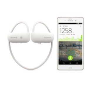 $49 (原价$99)健康和音乐二合一JB Hi-Fi Sony白色心率监测蓝牙耳机热卖