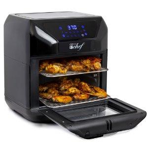 Deco Chef 7合1多功能10.5夸脱空气炸烤箱