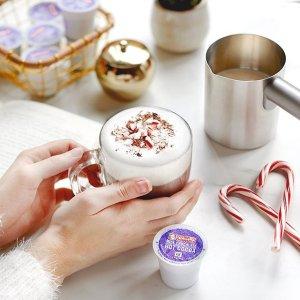 多买多省 每杯咖啡仅$0.6Keurig K-Cup 系列咖啡胶囊热卖 最高立减$28 咖啡机低至8折