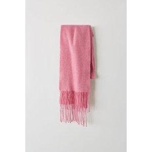 Accessories羊毛围巾