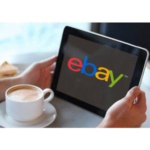 送$10优惠券ebay 新用户专享优惠活动