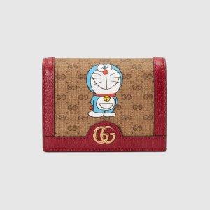 Gucci - Doraemon x Gucci card case