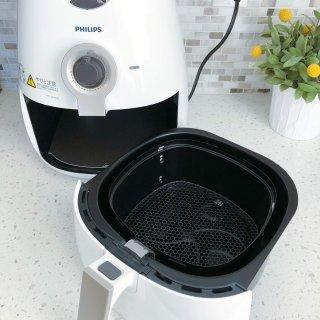 Philips空气炸锅 实用性大测评❤︎厨房煎炸烤多面小帮手