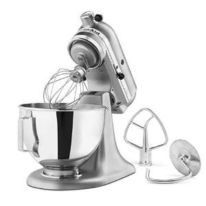 4.5夸脱$269.99(原价$449.99)KitchenAid 厨师机系列 是时候展示你真正的实力了