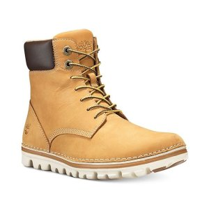 TimberlandWomen's Brookton Lace-Up Boots, Created For Macy's