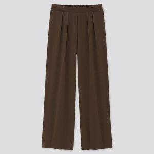 Uniqlo阔腿裤